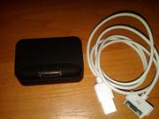Продам Dock станцію і USB cable до iPhone(3G, GS), iPod